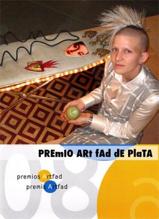 premio art fad de plata