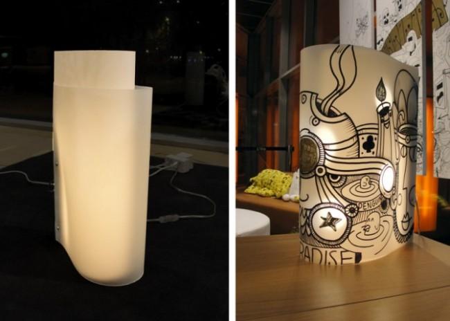 lámparas 1
