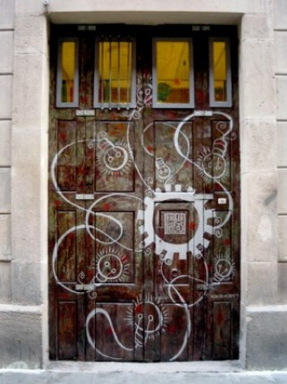 puerta taller de ideas